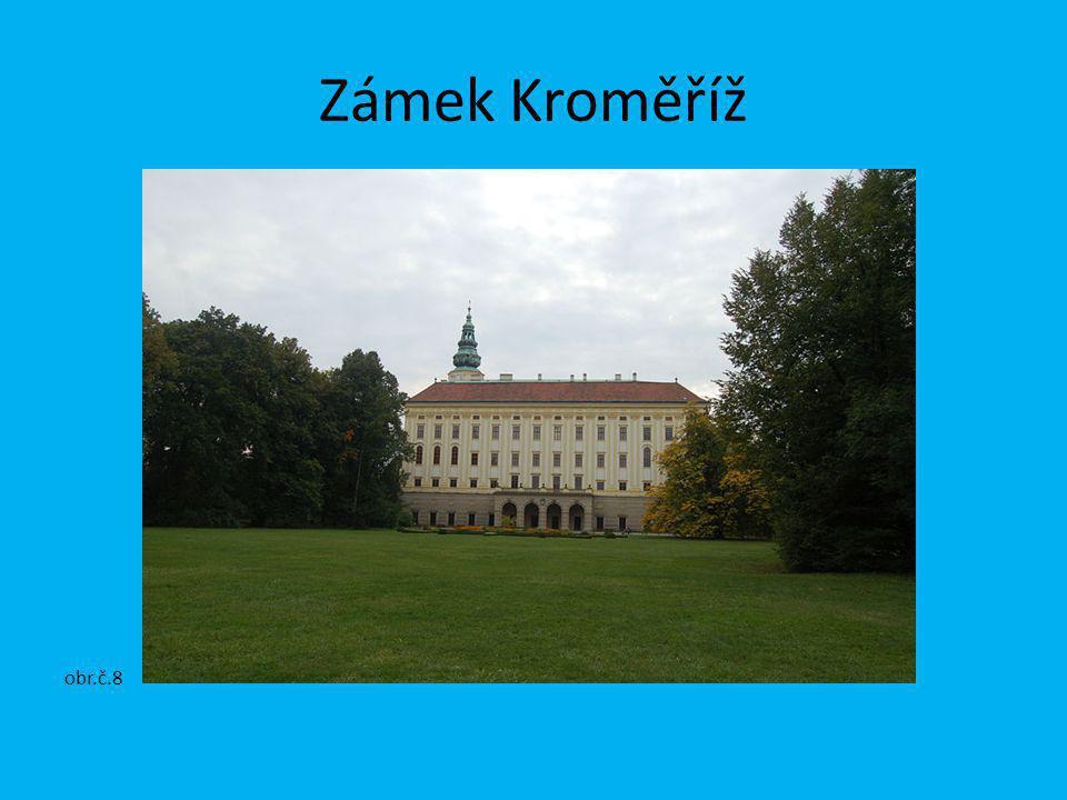Zámek Kroměříž obr.č.8