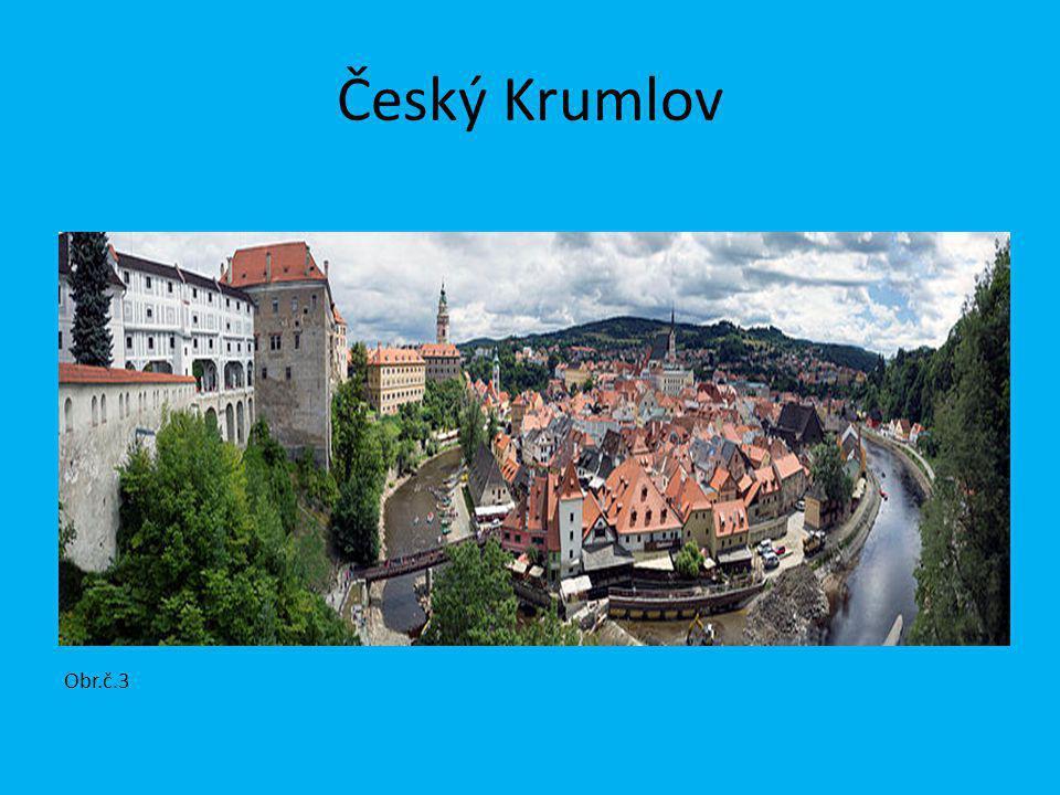 Český Krumlov Obr.č.3