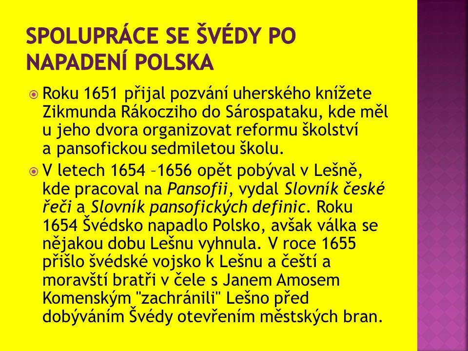 Spolupráce se švédy po napadení polska