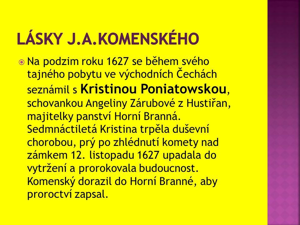 LÁSKY J.A.KOMENSKÉHO