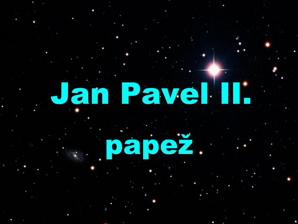 Jan Pavel II. papež