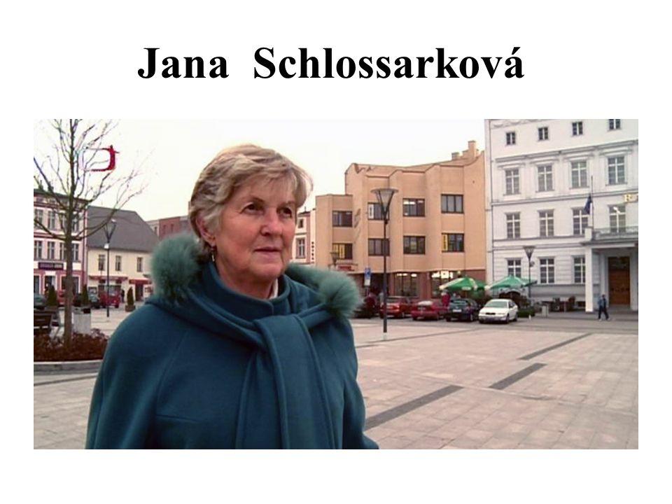 Jana Schlossarková