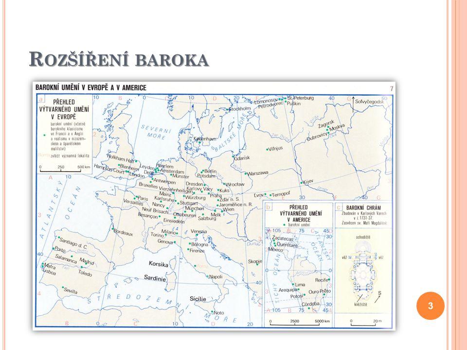 Rozšíření baroka