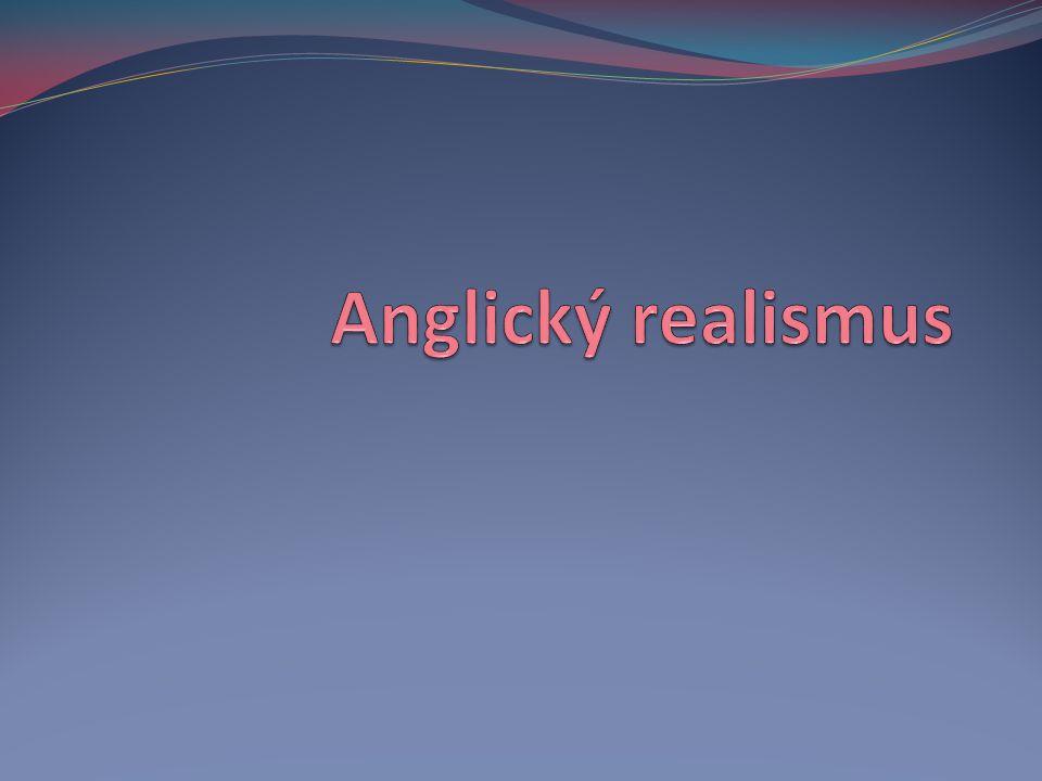 Anglický realismus
