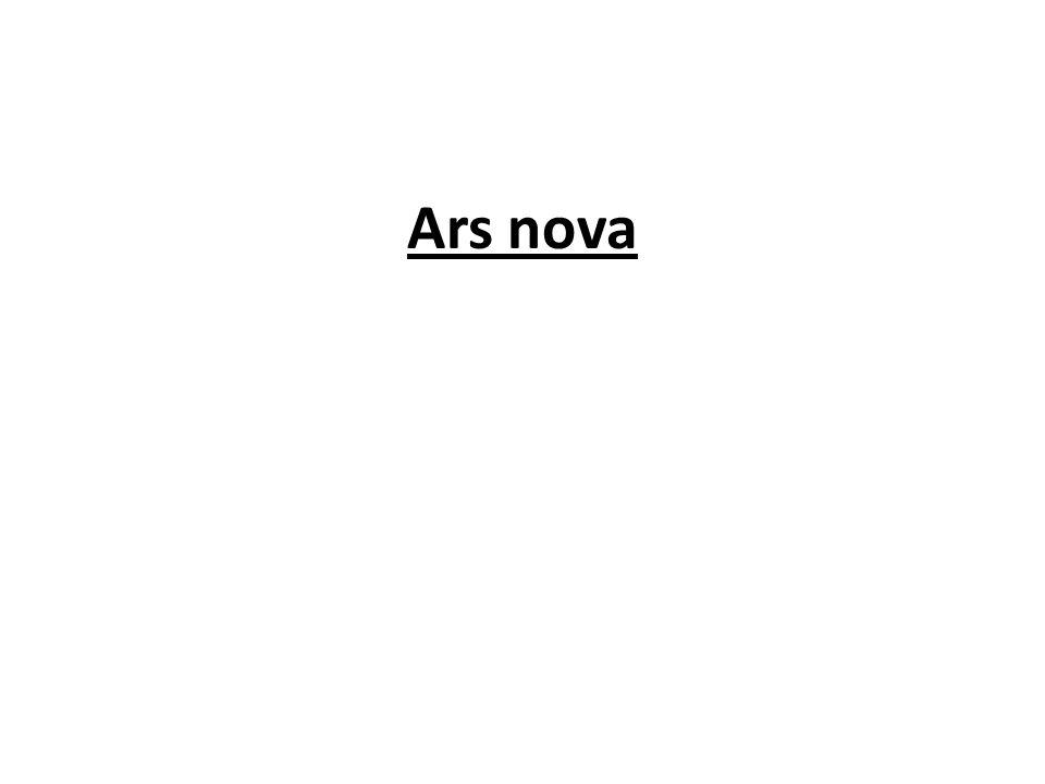 Ars nova