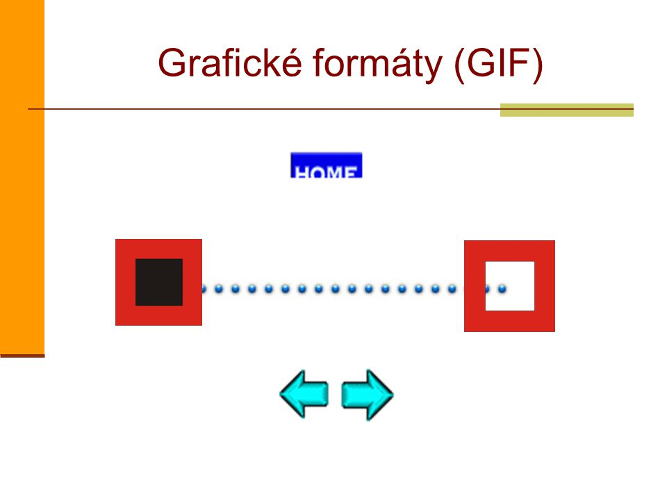 Grafické formáty (GIF)