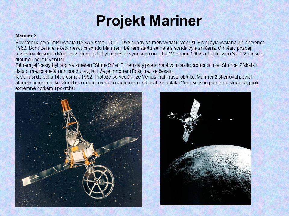 Projekt Mariner Mariner 2