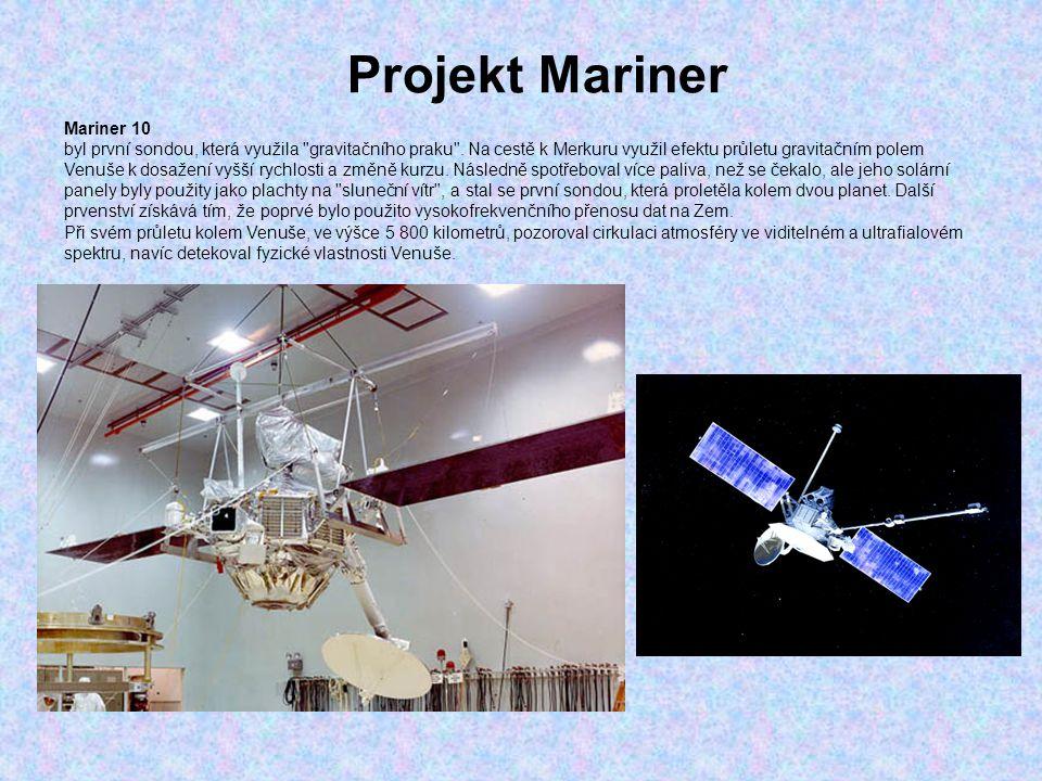 Projekt Mariner