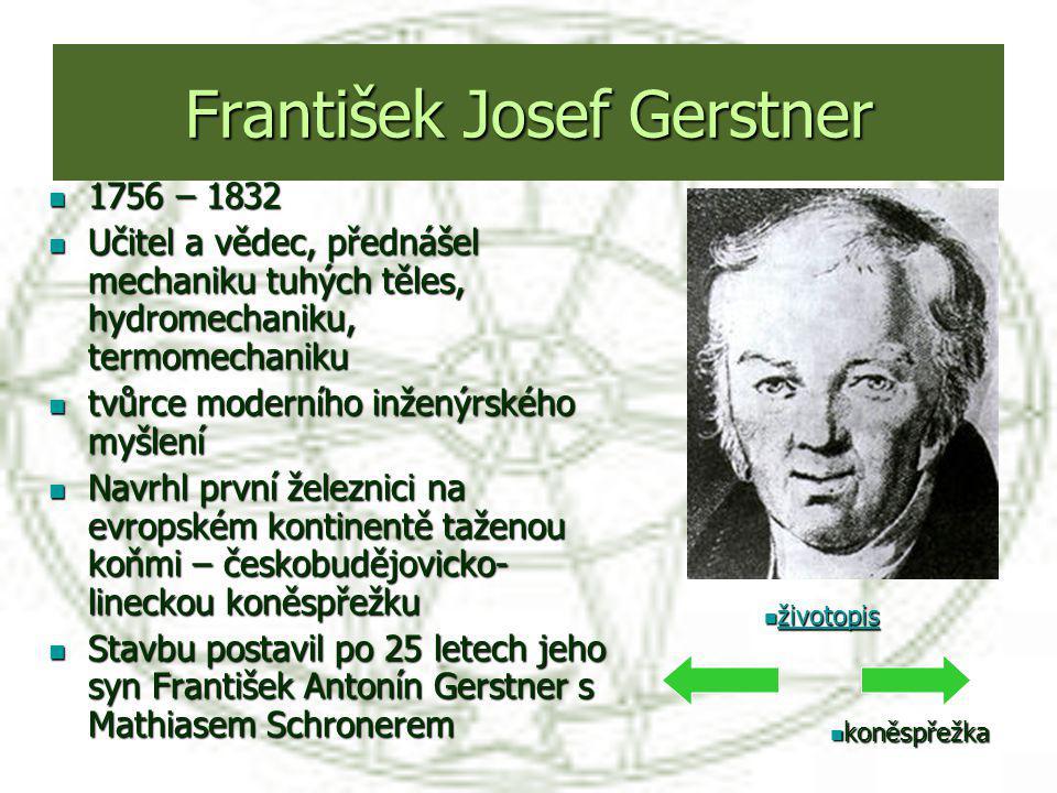 František Josef Gerstner