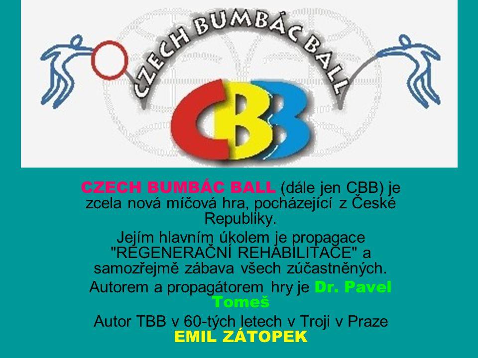 Autorem a propagátorem hry je Dr. Pavel Tomeš
