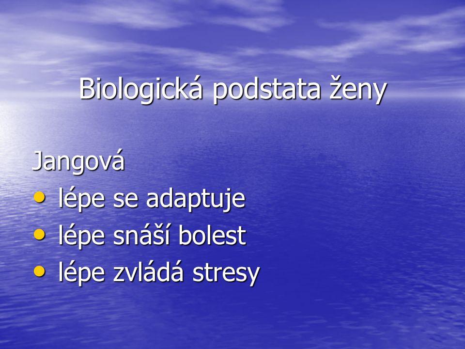 Biologická podstata ženy