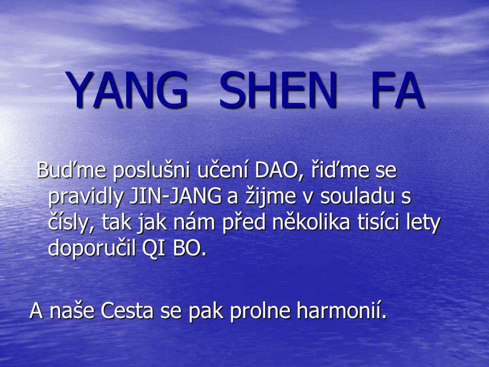 YANG SHEN FA