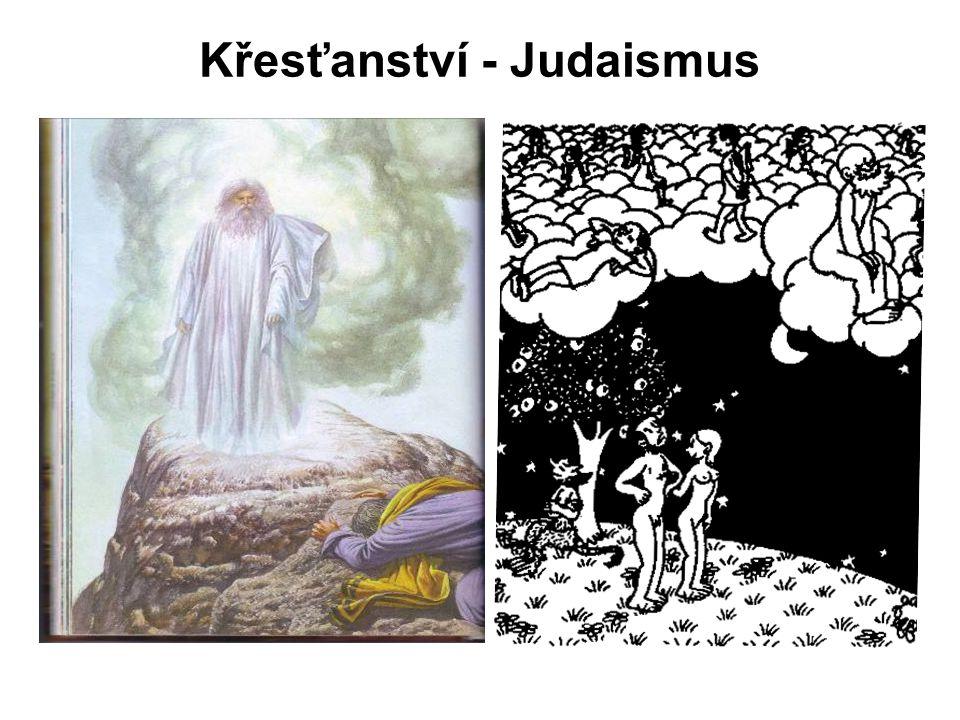 Křesťanství - Judaismus