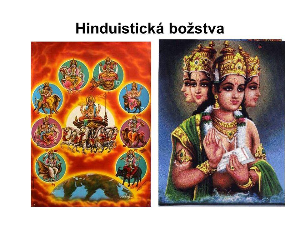 Hinduistická božstva