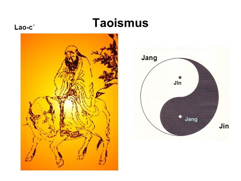 Taoismus Lao-c´ Jang JIn Jang Jin