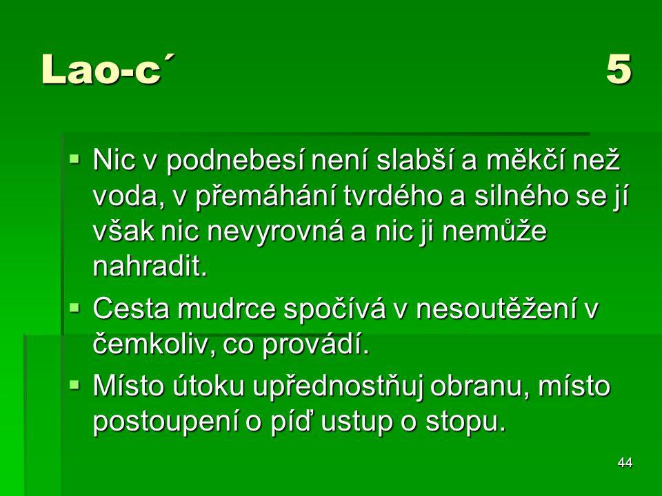 Lao-c´ 5