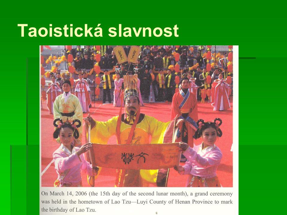Taoistická slavnost