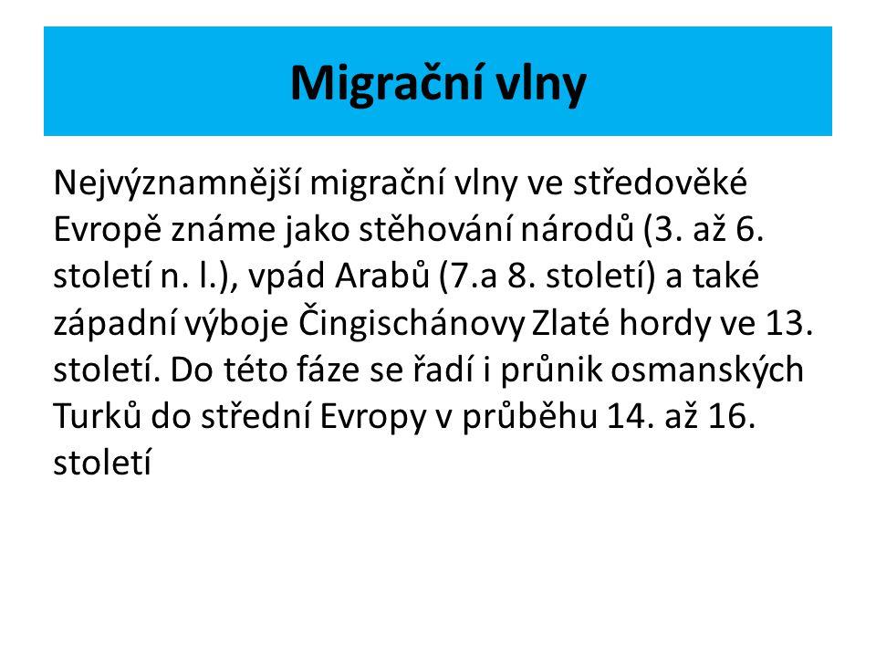 Migrační vlny