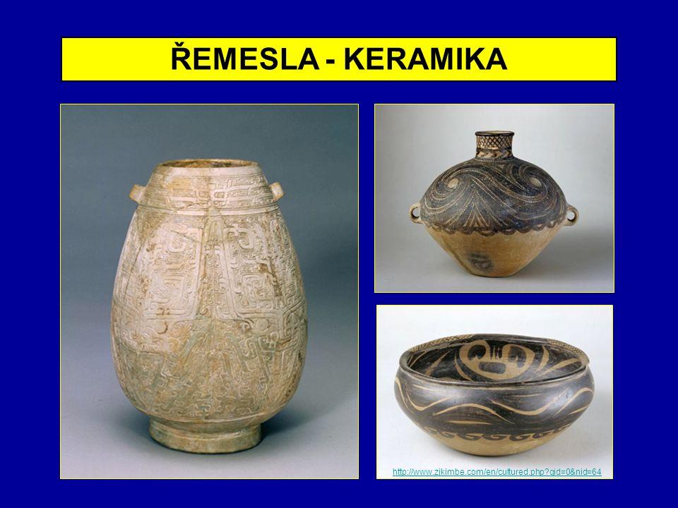 ŘEMESLA - KERAMIKA http://www.zjkimbe.com/en/cultured.php gid=0&nid=64