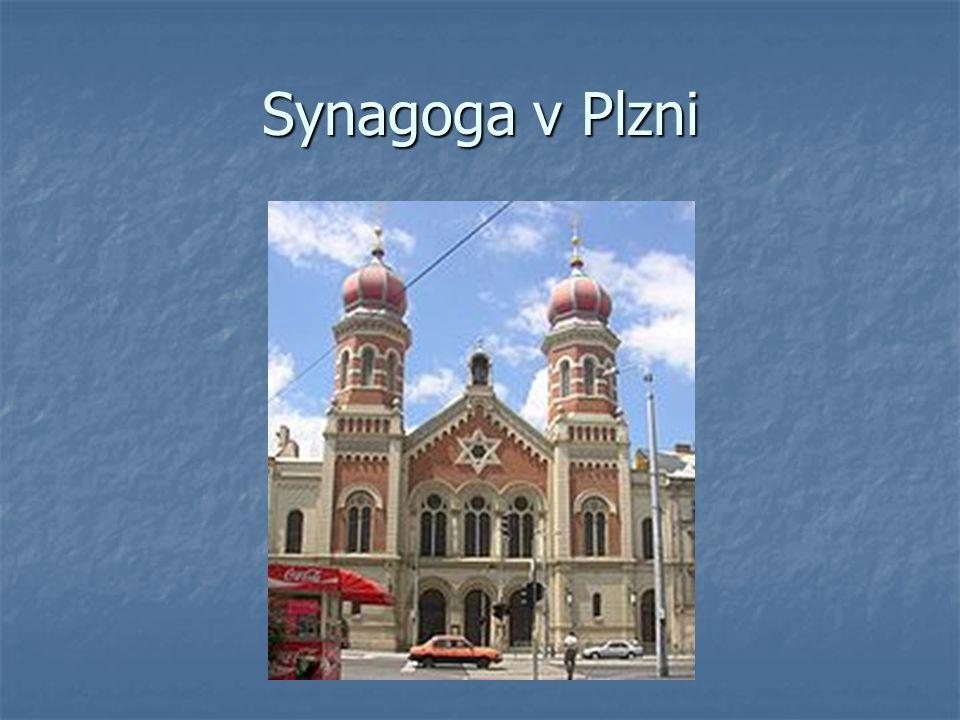 Synagoga v Plzni
