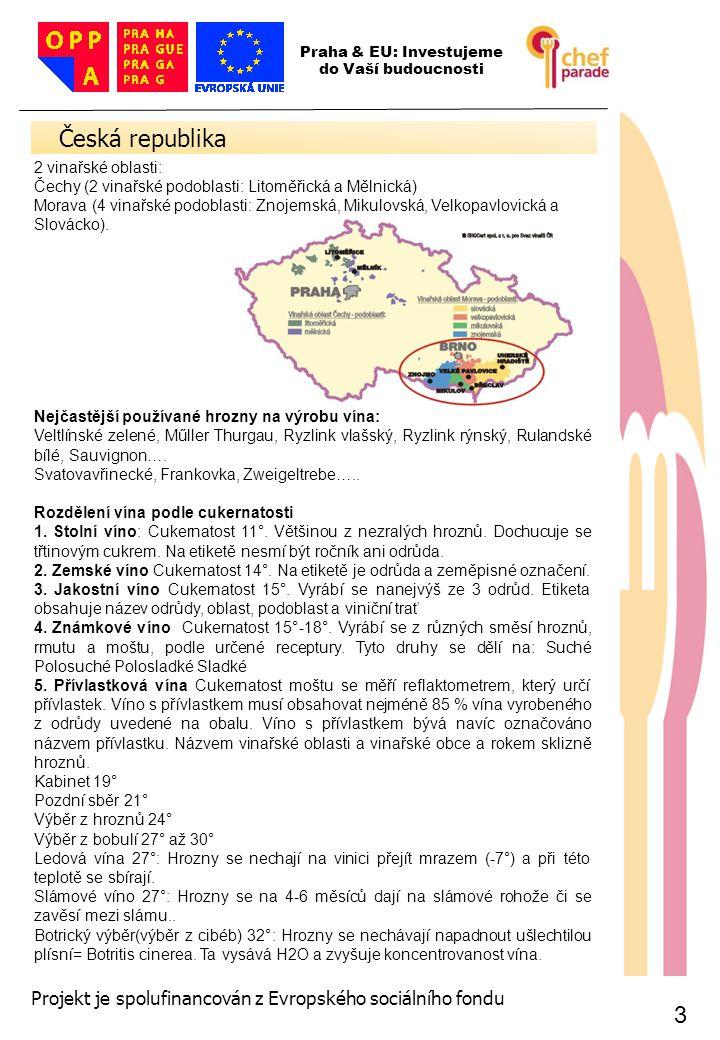 Praha & EU: Investujeme do Vaší budoucnosti