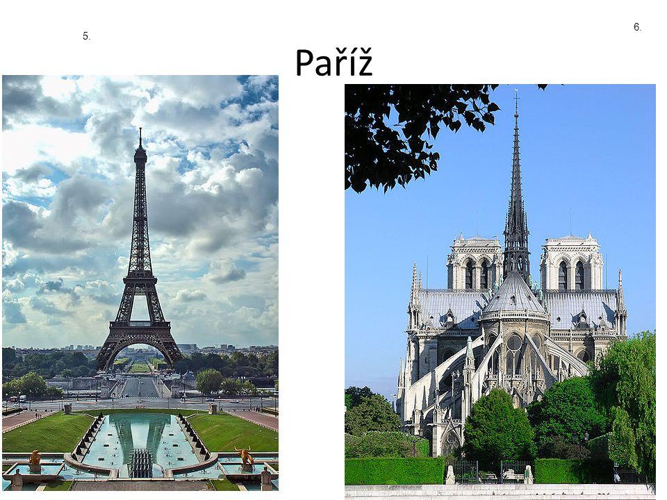 Paříž 6. 5.