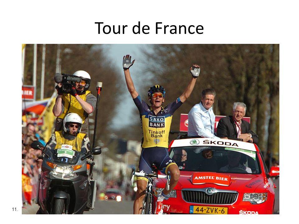 Tour de France 11.