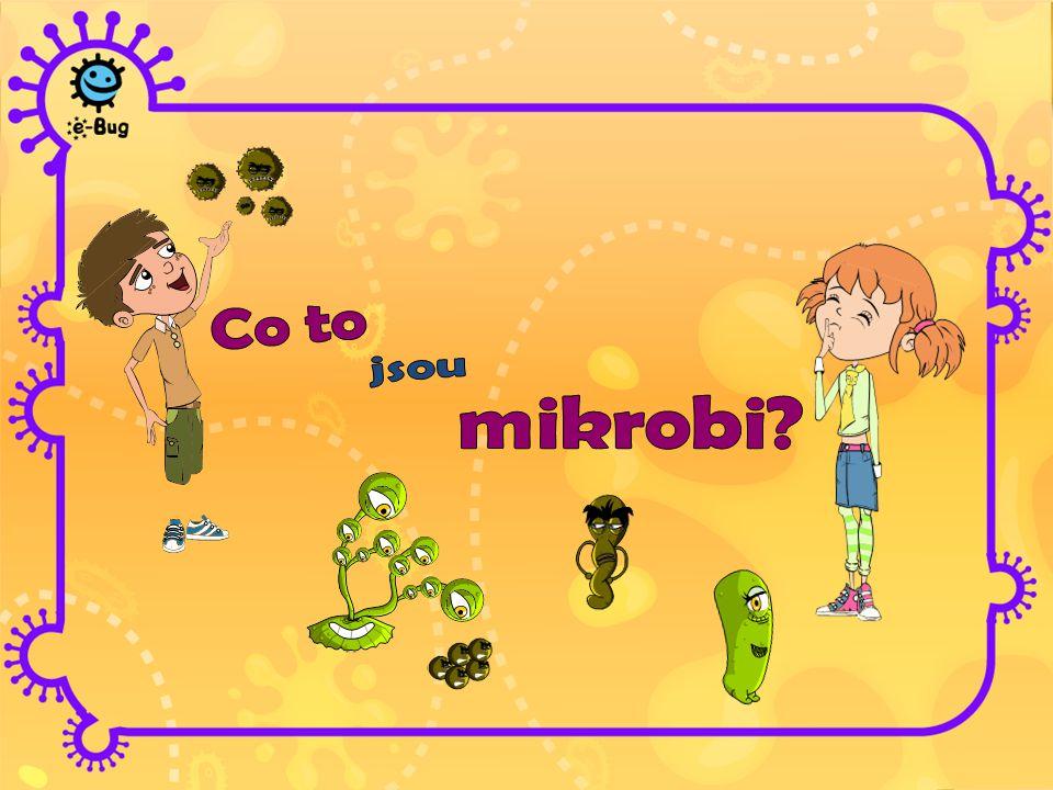 Co to jsou mikrobi