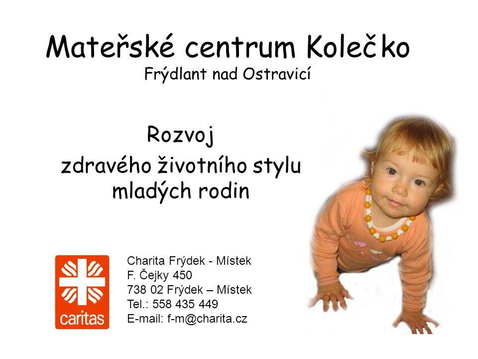 Mateřské centrum Kolečko Frýdlant nad Ostravicí