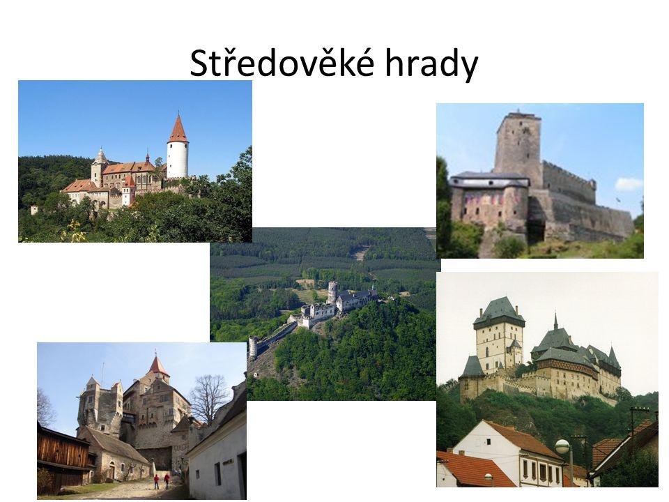 Středověké hrady