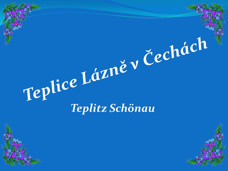 Teplice Lázně v Čechách