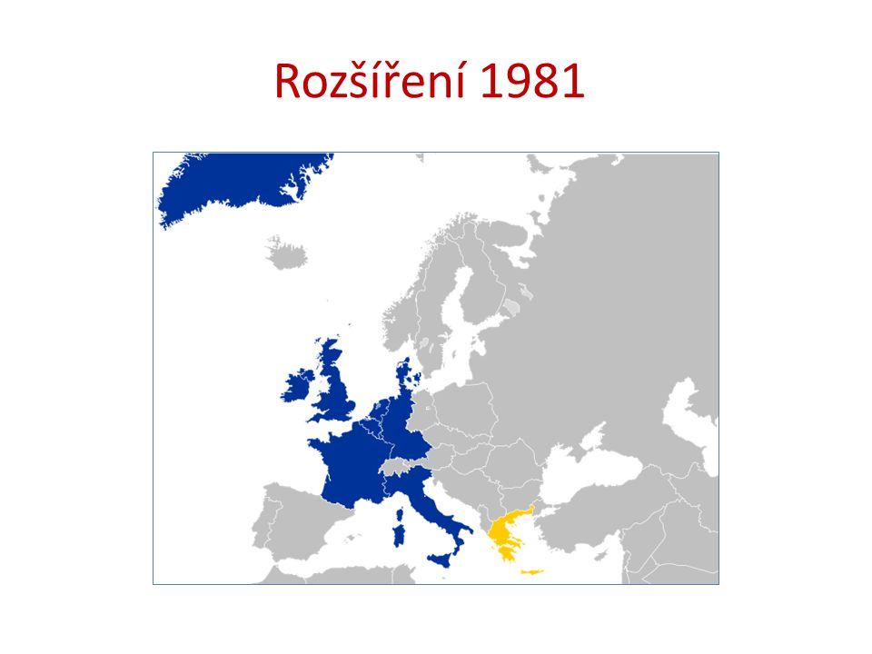Rozšíření 1981
