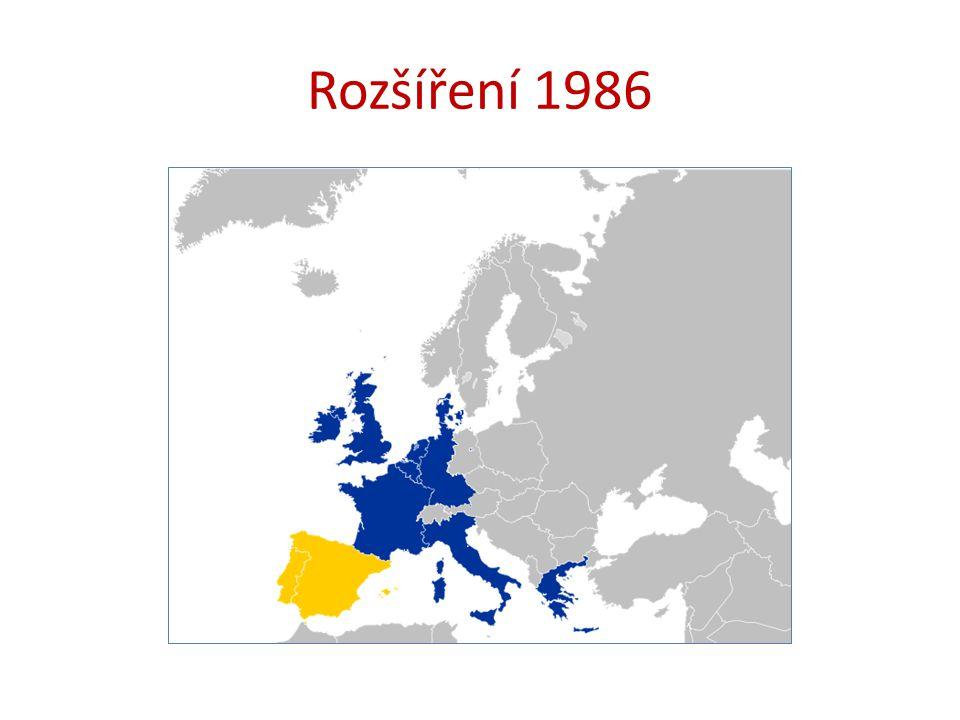 Rozšíření 1986