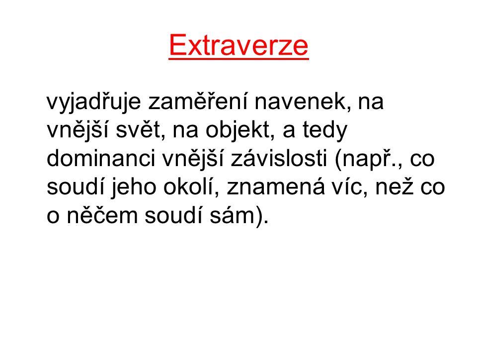 Extraverze