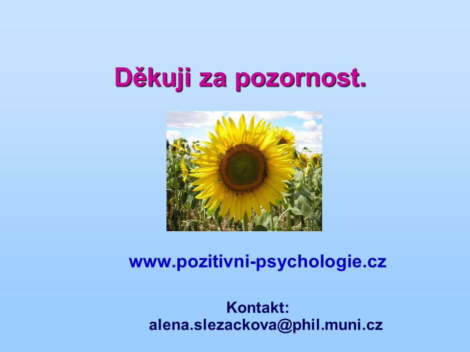 Kontakt: alena.slezackova@phil.muni.cz