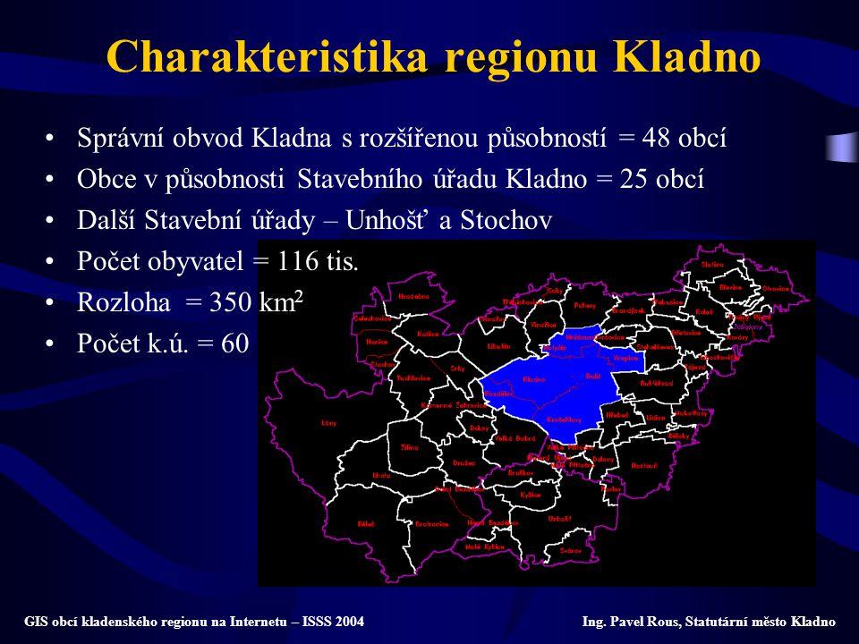 Charakteristika regionu Kladno