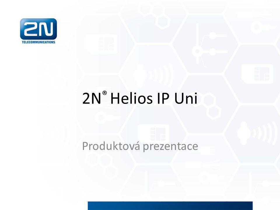 Produktová prezentace