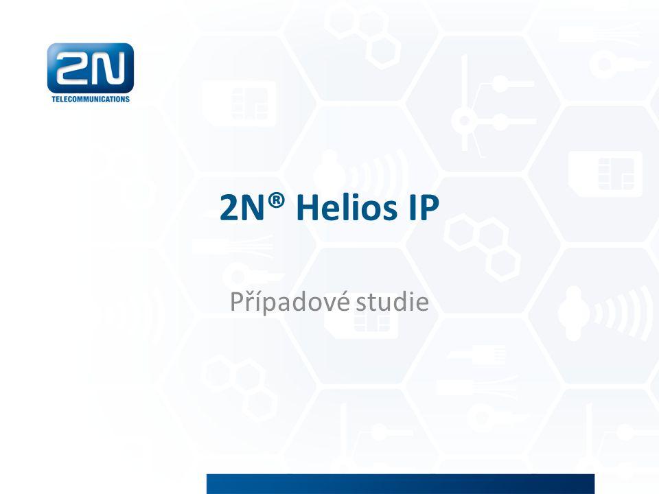 2N® Helios IP Případové studie