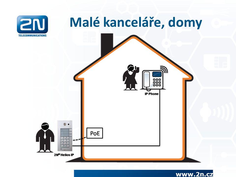 Malé kanceláře, domy www.2n.cz