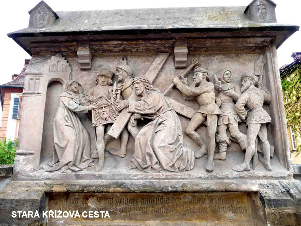 STARÁ KŘÍŽOVÁ CESTA