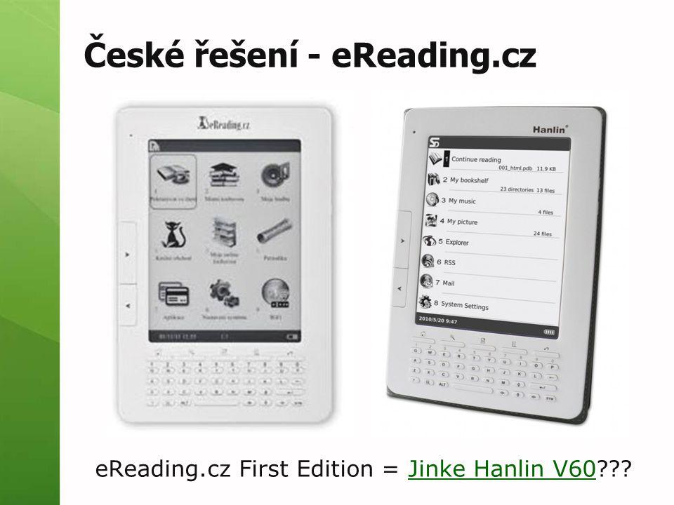 České řešení - eReading.cz