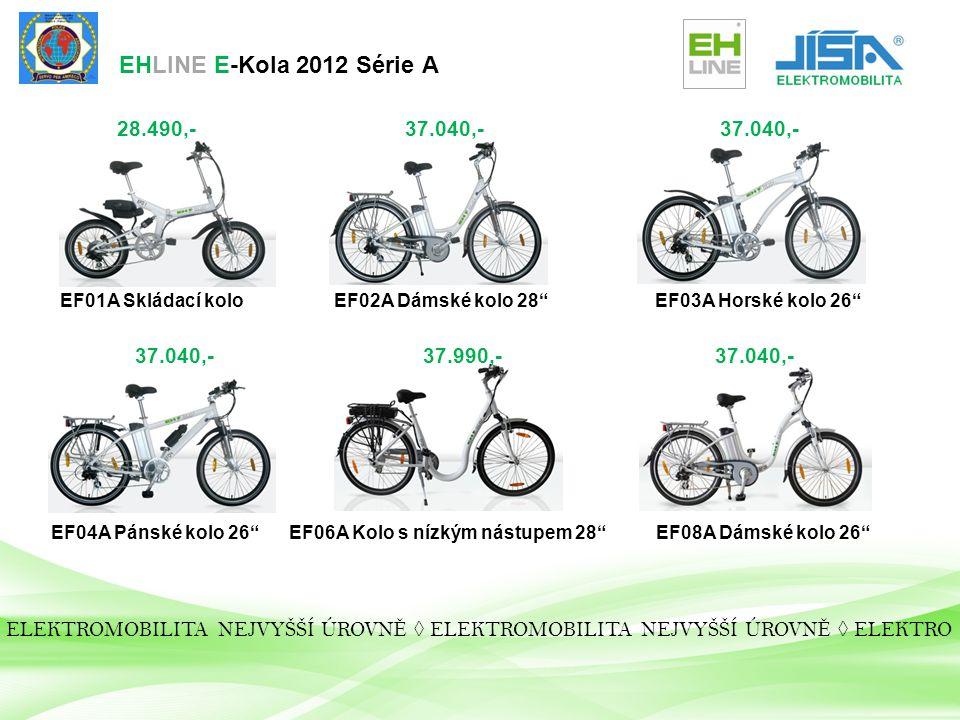 EHLINE E-Kola 2012 Série A 28.490,- 37.040,- 37.040,-