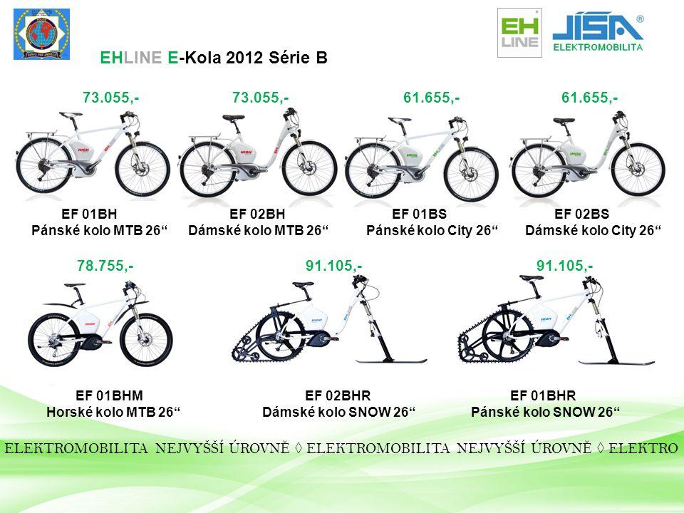 EHLINE E-Kola 2012 Série B 73.055,- 73.055,- 61.655,- 61.655,-