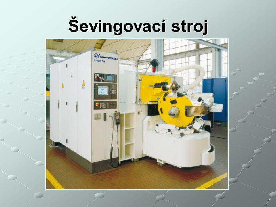 Ševingovací stroj