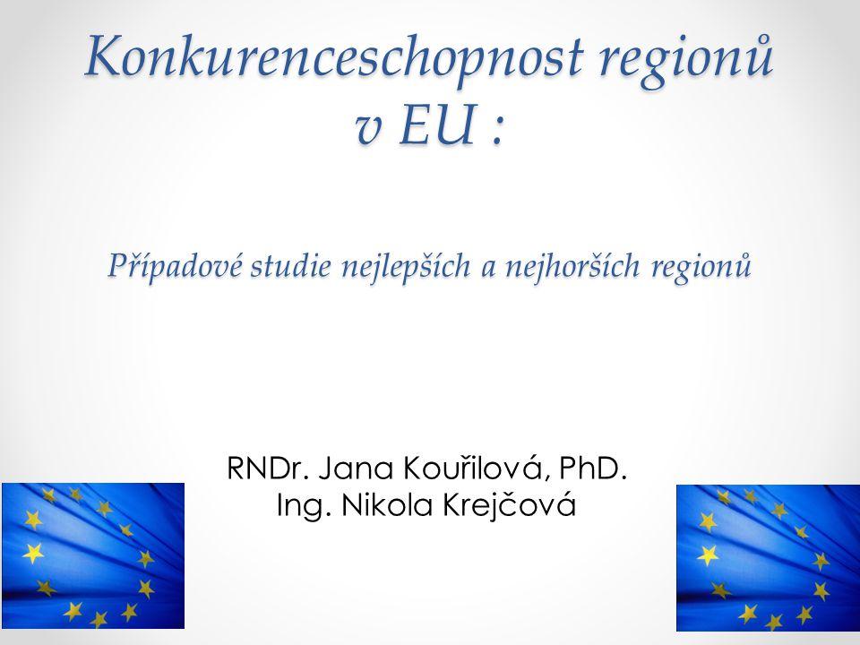 RNDr. Jana Kouřilová, PhD. Ing. Nikola Krejčová