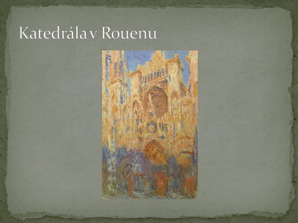 Katedrála v Rouenu