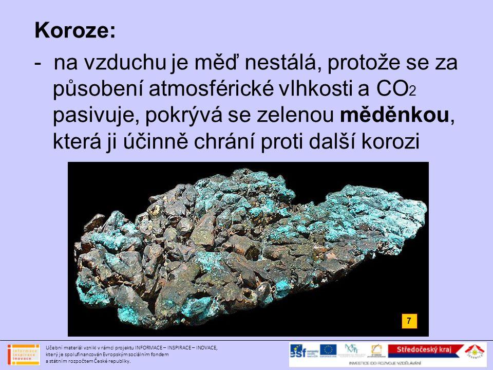 Koroze: