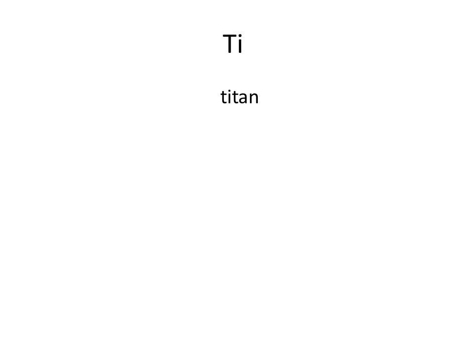 Ti titan
