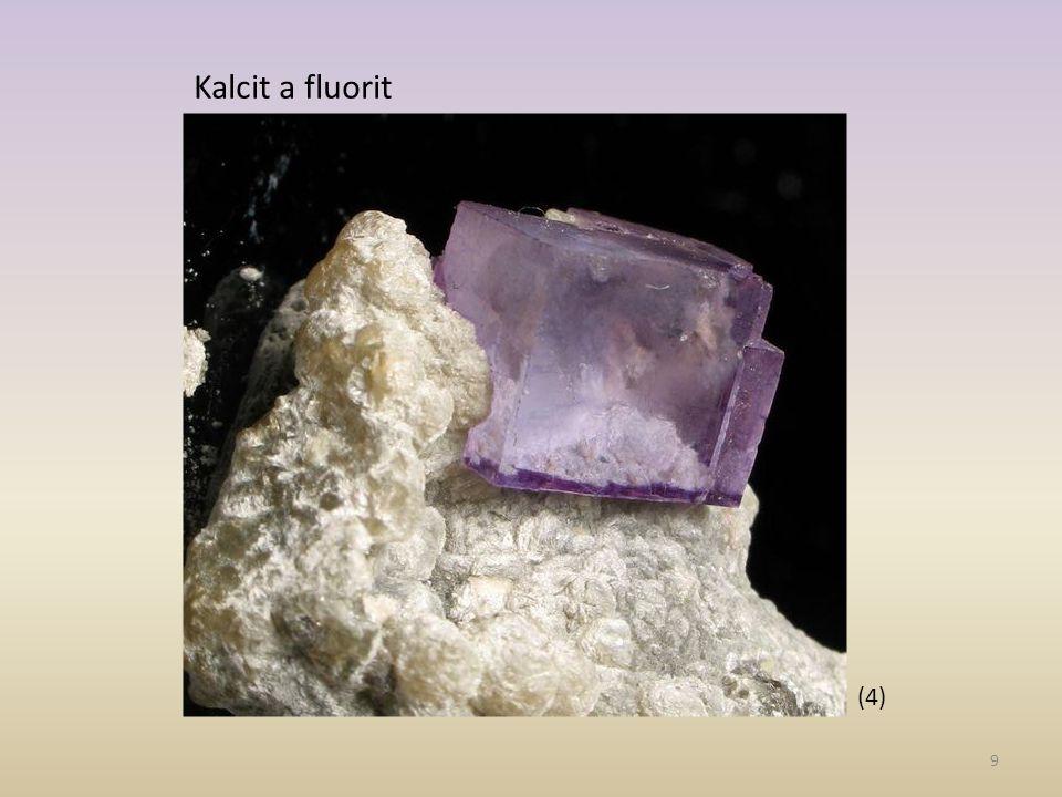 Kalcit a fluorit (4)