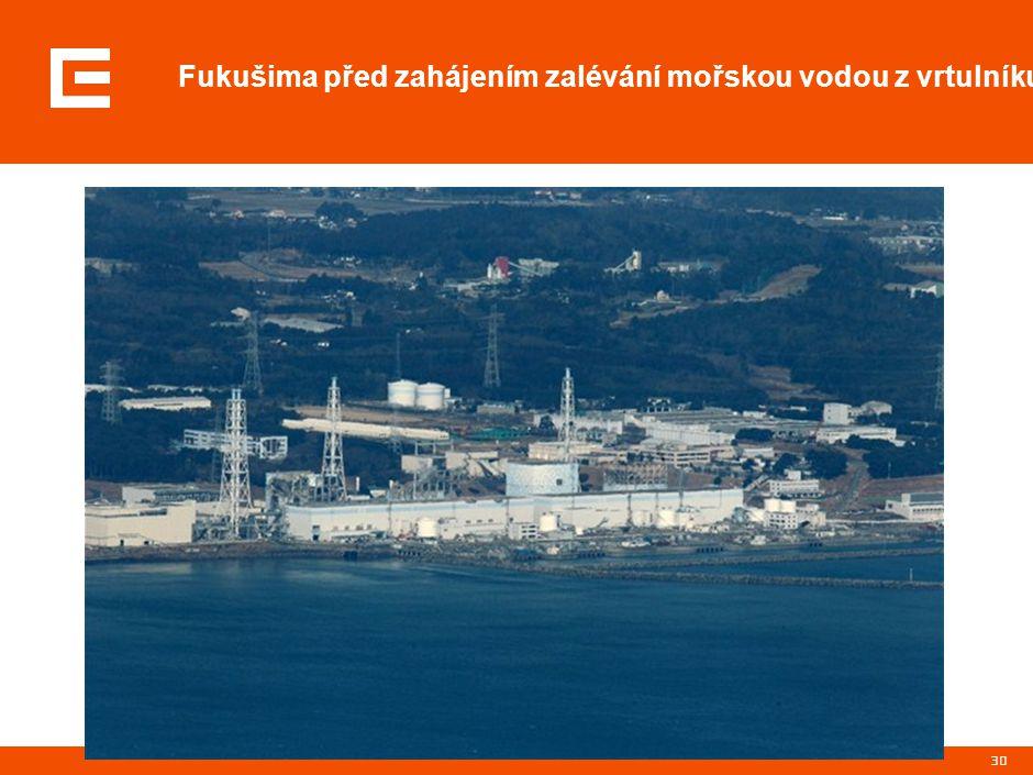Měření kontaminace půdy v okolí Fukušimy dva týdny po události